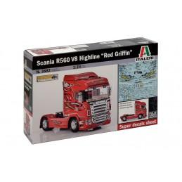 Model Kit truck 3882 -...