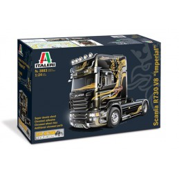 Model Kit truck 3883 -...
