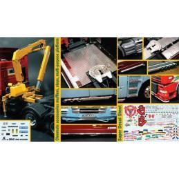 Model Kit truck 3854 -...