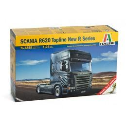 Model Kit truck 3858 -...
