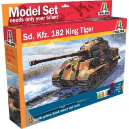 Model Set tank 77004 -...