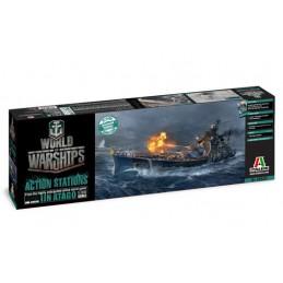 Model Kit World of Warships...