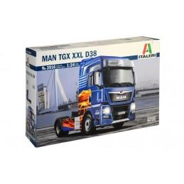 Model Kit truck 3916 - MAN...