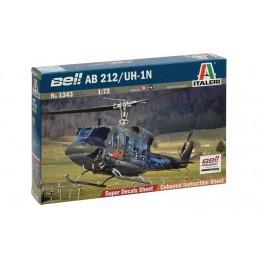 Model Kit vrtulník 1343 -...