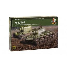 Model Kit tank 15763 - KV1...