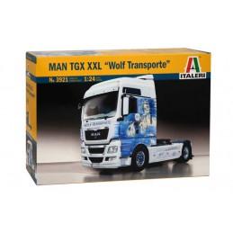 Model Kit truck 3921 - MAN...