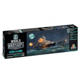Model Kit World of Warships...
