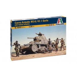 Model Kit tank 6543 - CARRO...