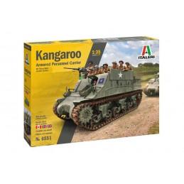 Model Kit tank 6551 -...