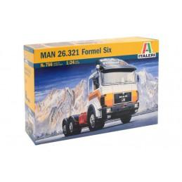 Model Kit truck 0756 - MAN...