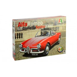 Model Kit auto 3653 - ALFA...