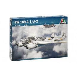 Model Kit letadlo 1404 - FW...