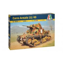 Model Kit tank 6553 - CARRO...