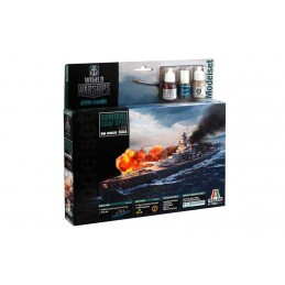 Model Set World of Warships...