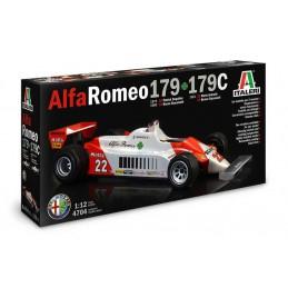 Model Kit auto 4704 - Alfa...