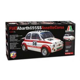 Model Kit auto 4705 - FIAT...