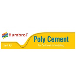 Humbrol Poly Cement Medium...