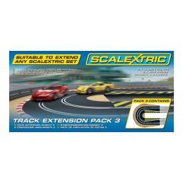 Rozšíření trati SCALEXTRIC...