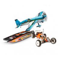 RC , lietajúce a funkčné modely
